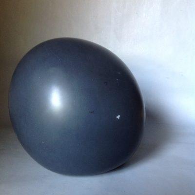 Black Drop, 2017. Marbre negre de Bèlgica. 28x30x30 cm.